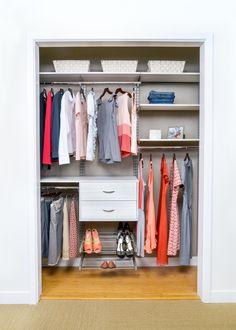 Free Closet Design Tool | The Clever Closet | Organized Living | Pinterest  | Closet Design Tool, Closet Designs And Organizing