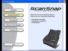 S500 Scansnap - Get Your ScanSnap S510 Scanner to Work Again