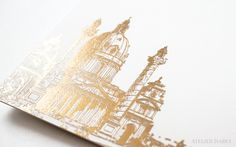 Destination Vienna Wedding Invitation on Behance