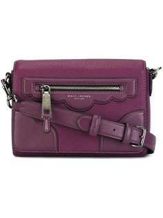 MARC JACOBS 'Haze' shoulder bag. #marcjacobs #bags #shoulder bags #leather #
