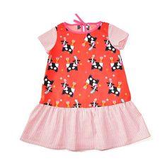 Kleider - Kleid Muh - ein Designerstück von lemapi bei DaWanda