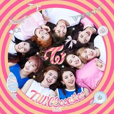 [Mini Album] TWICE – TWICEcoaster : LANE 1