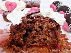 LA COCINA DE MORENISA: Muffins Veganos de Café y Chocolate