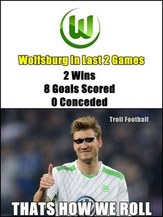 VfL Wolfsburg are BACK with a BANG!