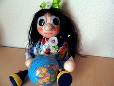 doll Fashionista by olga, $14.00 USD