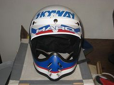 vintage 1973 bell helmet old school bmx skyway