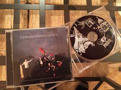 quand les fans adorent Consonnances, je reçois du chocolat ... en CD