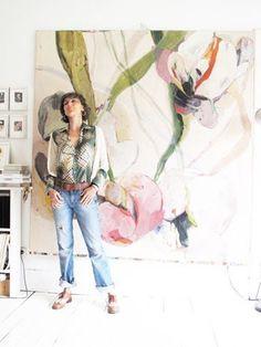 Anne-Sophie Tschiegg #AbstractArt