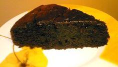 receita de bolo simples de alfarroba