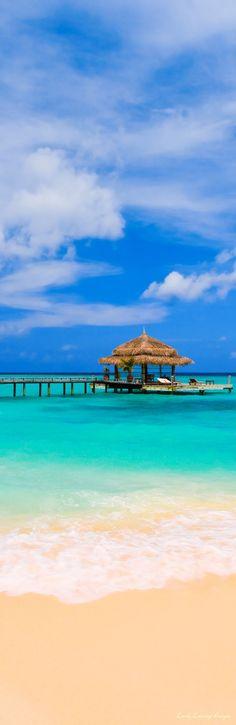 Maldives #Beach #BeautifulBeach