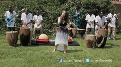 Miriam Tamar and Sabar Percussion Uganda perform a live cover mashup of Calvin Harris Ft. Ellie Goulding- I Need Your Love and Ice Prince- Oleku. Filmed by Empirecorp, Uganda.