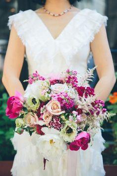 Buquês de noiva com flores silvestres: inove em 2015! Image: 1