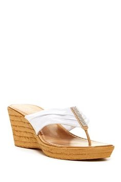 Holland Wedge Sandal