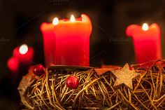 Christmas Lights by ChristianThür Photography on Creative Market