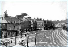 Enfield Town, Local History, Historical Photos, England, Street View, London, Memories, Memoirs, History Photos