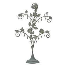 Jewellery Display with Flowers by Lisbeth Dahl Copenhagen Spring/Summer 13. #LisbethDahlCph #Jewellery #Display #Beautiful #Flowers