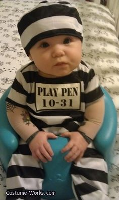 Guilty of Stealing Your Heart - love this costume idea!