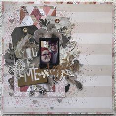 KittyScrapper - Magnolia Jane Heidi Swapp
