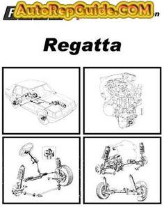Download free - Fiat Regatta / Regata repair manual: Image:… by autorepguide.com