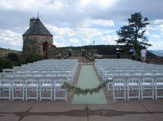 CHEROKEE RANCH & CASTLE | Estes Park Wedding Ceremony Venues | Best Estes Park Weddings