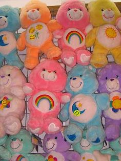 My life would not have been the same without these bears. lol My daughter and grand daughter loves them !