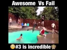 The Difference Between Success and Epic Fail Fails, Success, The Incredibles, Funny, Movies, 2016 Movies, Films, Ha Ha, Film Books