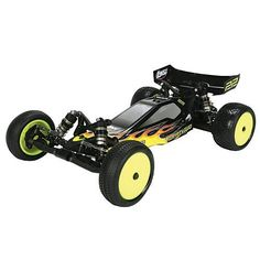 1/10 22 2WD Buggy RTR by Losi. $399.99. What could possibly be more exciting than the release of the Team Losi 22 kit?... only thing possible could be the all-new Losi 22 in a Ready-to-Run version! You will never see an out of the box RTR car as serious as the Losi 22 RTR, competition ready - just needs a driver. The Losi 22 RTR comes equipped with a ROAR-legal 13.5 T sensored brushless system and a Spektrum DX3E radio system with 2.4GHz DSM technology. The Losi 2...