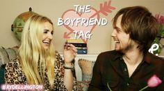 """THE BOYFRIEND TAG """"Rydellington""""   Rydel Lynch - YouTube"""