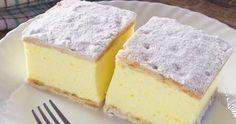 Rețeta originală a cremșnitului. Sweet Recipes, Cake Recipes, Dessert Recipes, Just Desserts, Delicious Desserts, Romania Food, Romanian Desserts, Sweet Tarts, Dessert Drinks