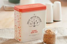 The Great British Butcher on Packaging of the World - Creative Package Design Gallery