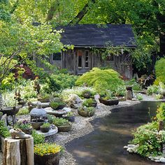 elements of great landscape design...
