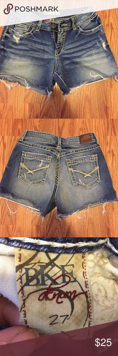 BKE Shorts. Great condition. Size 27 BKE Shorts Jean Shorts