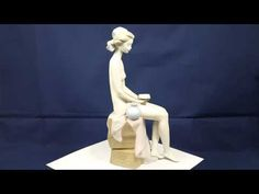 Lladro Nude Posing Artist Model 5417 Porcelain Figurine - YouTube #ReliablePawnShop #ReliablePawnStars #SimiValley