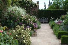 sissinghurst Rose garden