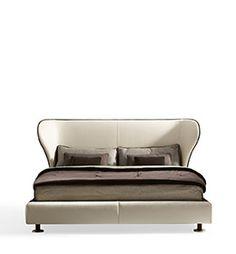 De functie van de slaapkamer zal veranderen. Dit wordt een extra leefruimte, waardoor je langer in de slaapkamer verblijft. Om te internetten, te luieren, te eten. Om samen te zijn voor een goed gesprek over het leven. Giorgetti