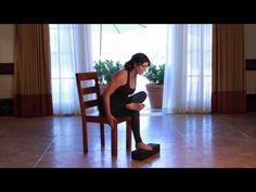 ✔️ 19 mins - Chair Yoga Flow for All Levels - YouTube