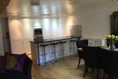 Kitchen, Romeland Hill Serviced Apartments, St Albans