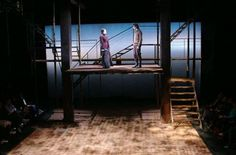 King Lear. Public Theatre. Scenic design by Heidi Ettinger.