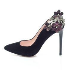 pantofi-stiletto-trend Maya, Shoes, Fashion, Chic, Moda, Zapatos, Shoes Outlet, Fashion Styles, Fasion