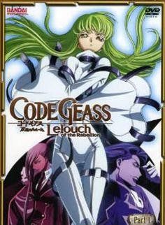 Code Geass Lelouch of the Rebellion