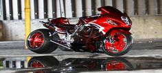 Xtreme Kreations Red Busa