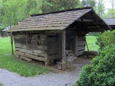 Bunch-smokehouse-tn1 - Museum of Appalachia - Wikipedia, the free encyclopedia