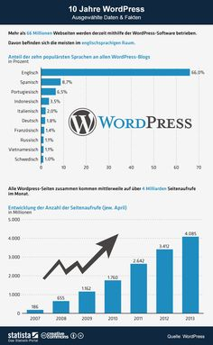 WordPress, Blogsoftw