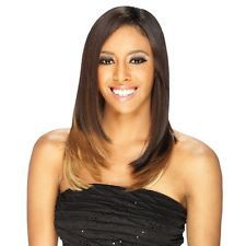 FreeTress Equal Synthetic Hair Invisable Part Wig - Fame