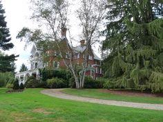 Marsh-Bilings-Rockefeller Mansion in Woodstock, VT (National Historic Park) 2012