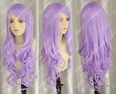 Great item for everybody.   TJS &Wholesale&>>      New Cos Cos purple Heating long curly cosplayHeating long curly cosplay WIG - US $18.98 http://webhealthshop.com/products/tjs-wholesale-new-cos-cos-purple-heating-long-curly-cosplayheating-long-curly-cosplay-wig/