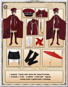 Vocaloid: Senbonzakura - MEIKO Cosplay Costume [Deluxe Set] * You can find more details by visiting the image link.