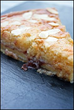 Bakewell tart - The Best German Recipes Bakewell Tart, Irish Recipes, Sweet Recipes, German Recipes, The Good German, English Food, Cook At Home, Dressing Recipe, Sweets