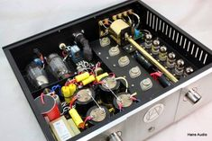 Potentiometer connection