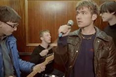 Blur - Charmless Man  GIF Damon Albarn